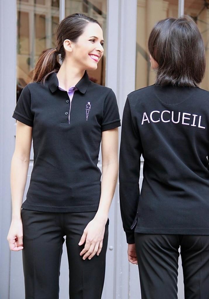 hotesse d'accueil événementiel ou entreprise à Paris