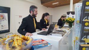 emploi interim hôtes hôtesses d'accueil à Paris